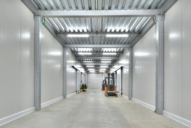 Industrial Warehouses