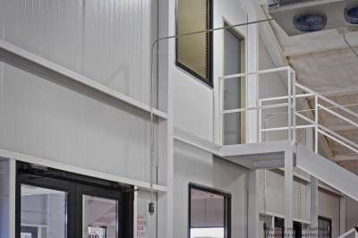 Fire-Rated Mineral Wool Panels