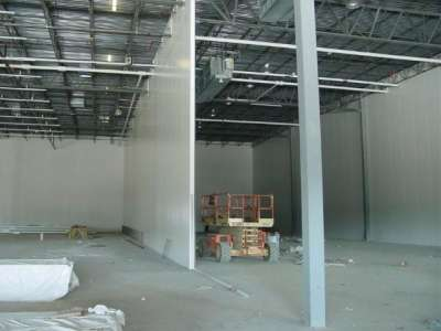 Insulated Partition Wall