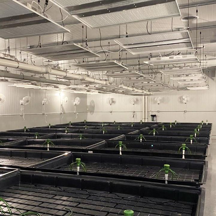 PermaTherm Indoor Grow Room